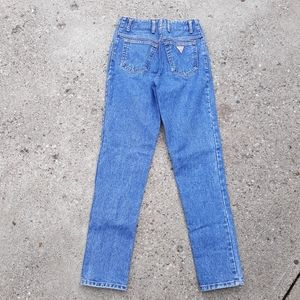 Vintage Guess Jeans buttonfly size 27